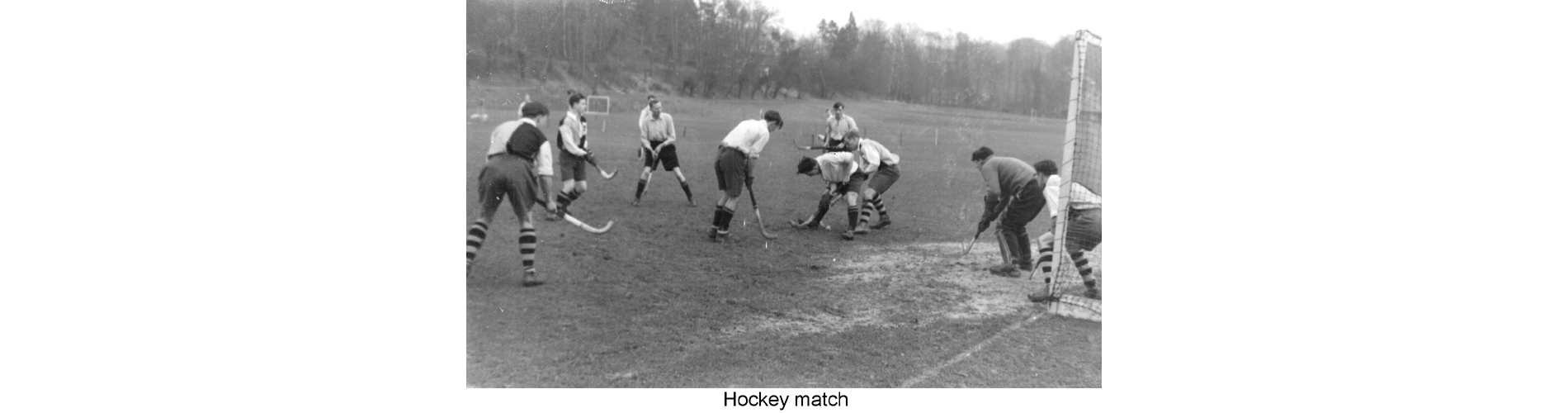 Hockey Match